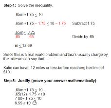 solving word problems in algebra inequalities