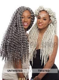 noir pre twisted senegalese twist janet collection 2x havana mambo twist braid 24 twisted braid