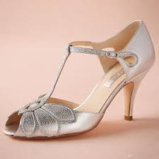 silver wedding shoes wedges silver wedding shoes glitter pumps mimosa t straps buckle closure
