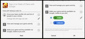 account recovery android how to sync clash of clans between android and ios devices