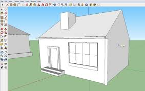 Home Design Using Sketchup Google Sketchup Home Design Tutorial House Design Plans