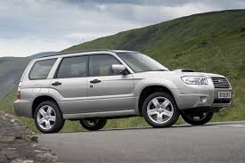 subaru forester car subaru forester 2002 car review honest john