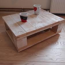 pallet coffee table height thesecretconsul com