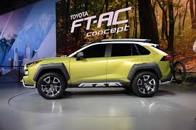 toyota jeep 2017 future toyota adventure concept a hybrid off roader autoguide