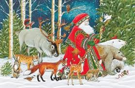 pumpernickel press wildlife cards santa and snowmen greeting cards pumpernickel press