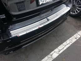 ford edge accessories cheap ford edge chrome accessories find ford edge chrome