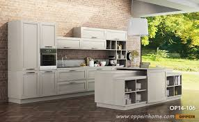 natural wood kitchen cabinets natural ash solid wood kitchen cabinet op14 106