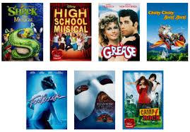 12 classic netflix musicals for 3 months subscription