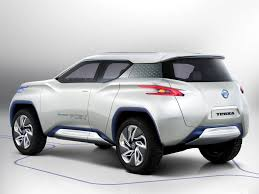 nissan utility nissan leaf based electric suv could be named terra autoevolution