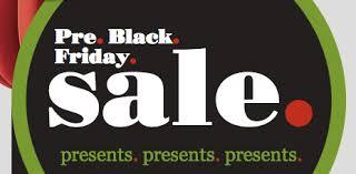 target addict target s pre black friday sale