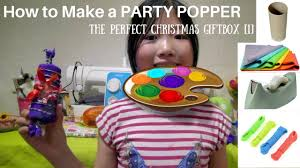 ft joust how to make a party popper the perfect christmas