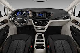 chrysler 300c 2017 interior 2017 chrysler pacifica reviews and rating motor trend