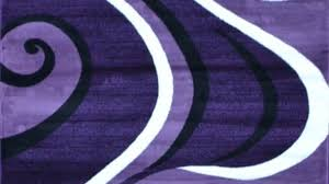 Purple Rugs For Bedroom Incredible Purple Area Rugs Purple Area Rug With White And Black