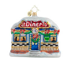 christopher radko ornaments food and drink collection