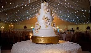 wedding cake gold gold wedding cake sweet