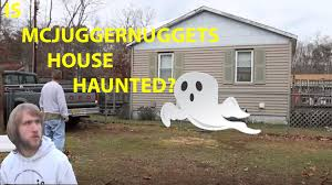 New House by Is Mcjuggernuggets New House Haunted Youtube