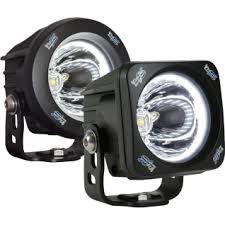 long range optimus led auxiliary light round 3 0 3 7 optimus halo vision x usa