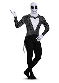 jack skellington bodysuit costume movie costumes