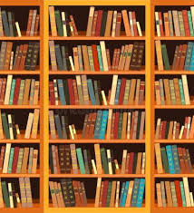 Full Bookcase Bookcases Ideas Munro Inncom Differnt Sized Shelves