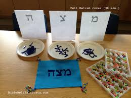 seder matzah felt matzah cover in 30 min classroom or home bible belt