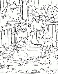 Christmas Coloring Pages Nativity Best Toys Collection Free Printable Nativity Coloring Pages