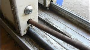 adjust sliding closet door rollers u2022 closet doors