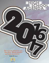 high school agenda agenda cover design 3 designer writer