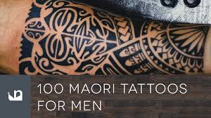 100 maori tattoos for