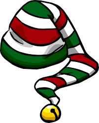 candy cane hat club penguin wiki fandom powered by wikia