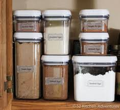 Canisters For The Kitchen 5 Ways To Organize Your Baking Supplies