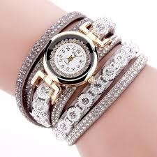crystal bracelet watches images Duoya brand women bracelet luxury wrist watch for women watch jpg