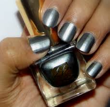 estee lauder smoked chrome pure color nail lacquerbe beautilicious