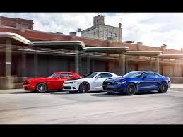 challenger camaro mustang ford mustang gt vs chevrolet camaro ss vs dodge challenger rt