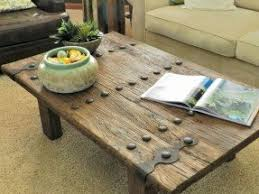 Rustic Iron Coffee Table Wood And Wrought Iron Coffee Table Foter