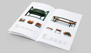 Office Furniture Brochure by What Alice Did Sundays Catalogue Design Print Pinterest