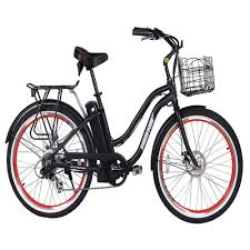 x treme malibu elite beach cruiser 10 ah zero resistance electric