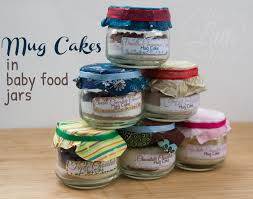 cake gift baskets baby food jar mug cake recipes and gift basket my me