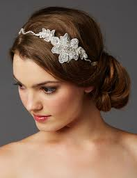 s headband wired wavy headband with european lace 4483hb lti s