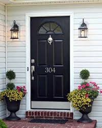 the best paint colors for your front door home exterior