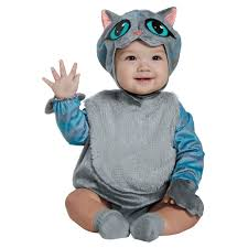 12 Months Halloween Costumes Disney Alice Glass Cheshire Cat Classic Child
