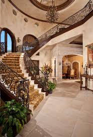 mediterranean style home interiors majestic mediterranean stairway i see this in my home goals