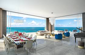 trump living room take a look at this luxury complex that karl lagerfeld is