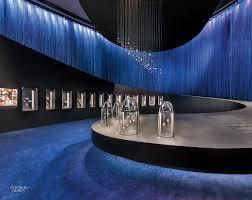 Blue Interior Design 6 Simply Amazing Museum Interiors