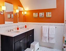 Orange Bathroom Ideas Colors 79 Best Decor Turquoise Images On Pinterest Colors Home And