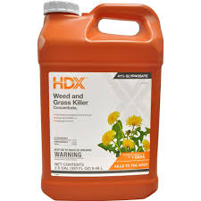 hdx 2 5 gal weed and grass killer concentrate 77760 the home depot