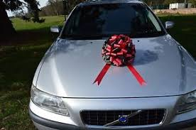 big bow for car present large bow mixed color for gift present 25 cm 10 inch car bows 8