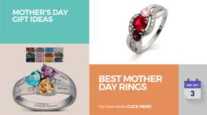 best mother day rings mother u0027s day gift ideas youtube