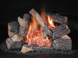 vented gas logs and ventless gas fireplace alternative fire balls