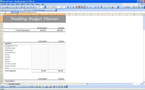 Dave Ramsey Budget Spreadsheet Excel Free Wedding Budget Excel Spreadsheet South Africa Haisume