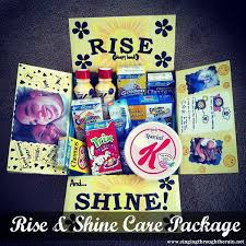 college care packages 20 creative college care package ideas